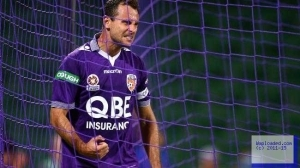 Perth Glory captain Richard Garcia confident his side can continue unbeaten run against Melbourne Victory